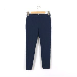 SOLD J. Crew Navy Blue Any Day Stretch Ponte Pants